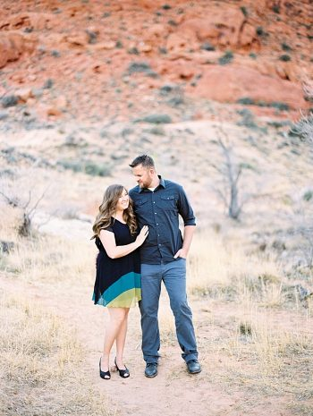 Red Rocks engagement | Photography by Jo Photo