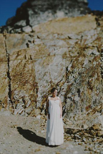 bride portrait | Whistler wedding | Tomasz Wagne