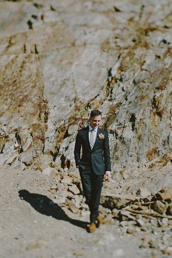 groom portrait | Whistler wedding | Tomasz Wagne