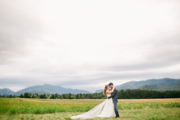 Lake Placid NY Wedding