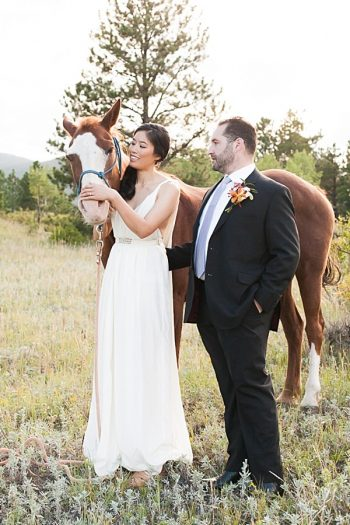 colorado mountain elopement | Rachel Havel Photography