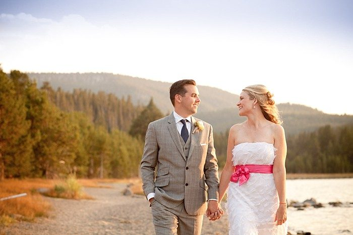 Destination Mountain Wedding in Oregon