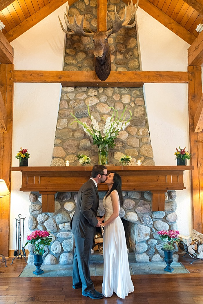 Lake Louise Elopement   Photography by One Edition