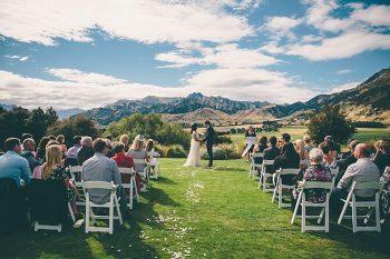 Handmade New Zealand Mountain wedding by Jim Pollard