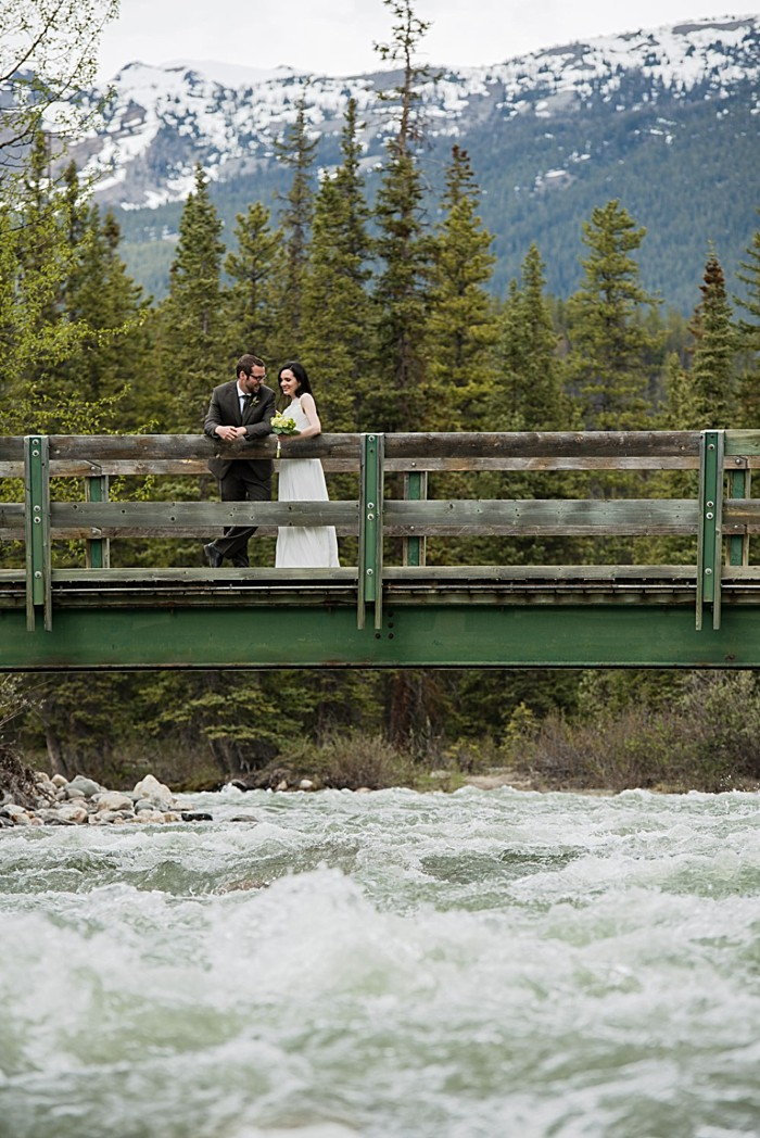 Lake Louise Elopement | Photography by One Edition