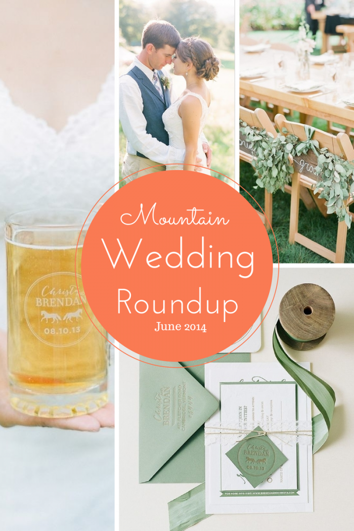 June Mountain Wedding Roundup