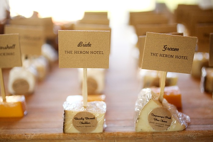 Unique chees escort cards   Deer Valley Utah Wedding   Pepper Nix Photography