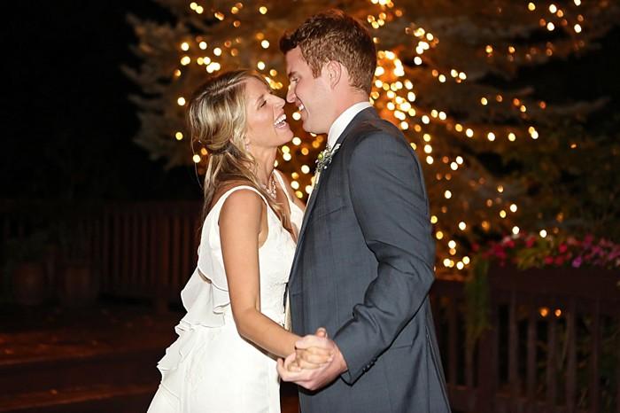 first dance | Snowbird Utah Wedding Logan Walker Photography