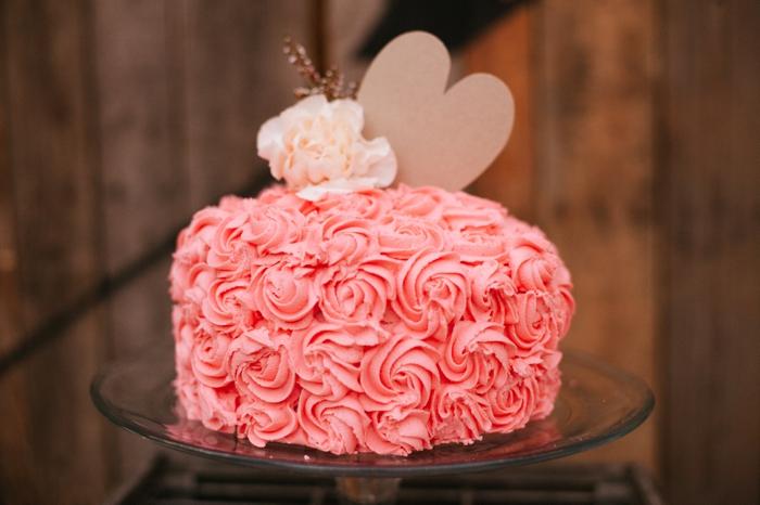 cake | Park City Luxury Home Wedding