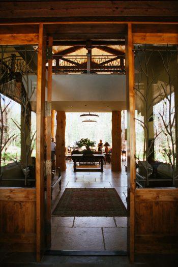 interior | Park City Luxury Home Wedding