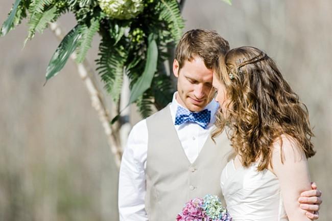 Rustic Boone Wedding   Caroline Lima Photography