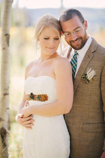 portrait outside 4 | steamboat springs wedding | Andy Barnhart