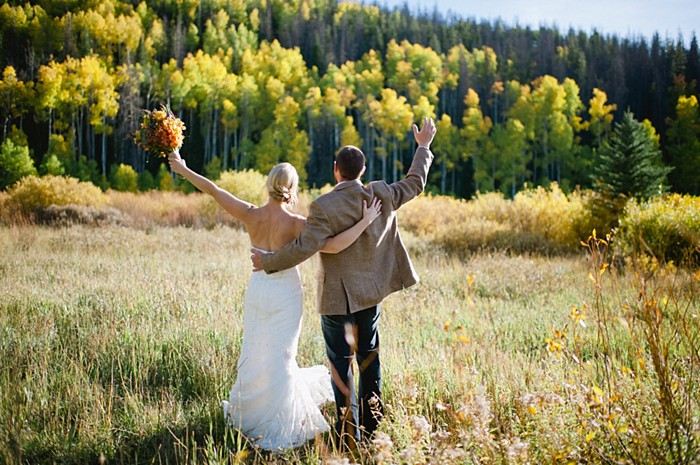 portrait wave to nature | steamboat springs wedding | Andy Barnhart