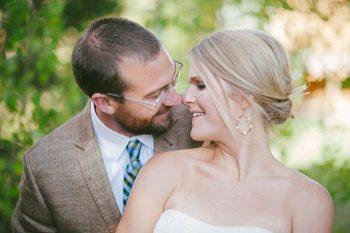 portrait pre kiss | steamboat springs wedding | Andy Barnhart