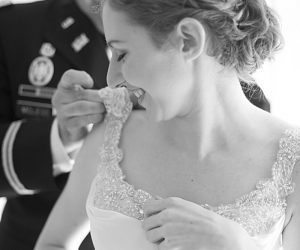 Military Style Mountain elopement | by Dani White Photography