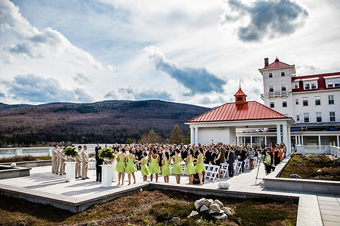 Mount Washington Hotel Wedding | Eric McCallister