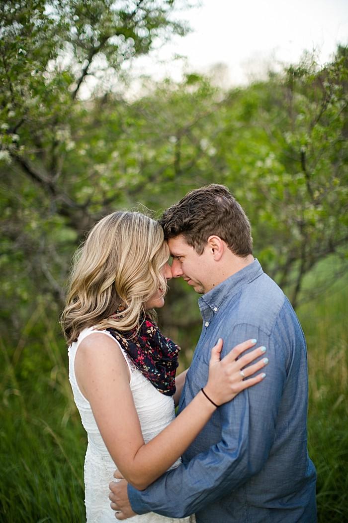 Colorado engagement   Amy Caroline Photography