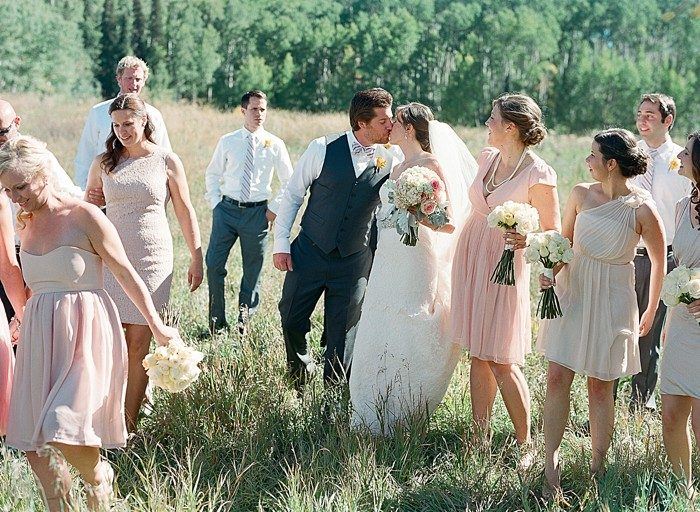 Fall Telluride Wedding by Laura Murray