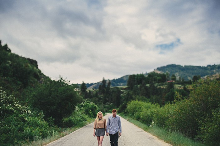 Idaho Engagment | Yes Dear Studio
