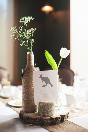 kangaroo table number | Pyramid Lake wedding | Jarusha Brown Photography
