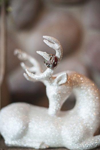 glitter deer | Pyramid Lake wedding | Jarusha Brown Photography
