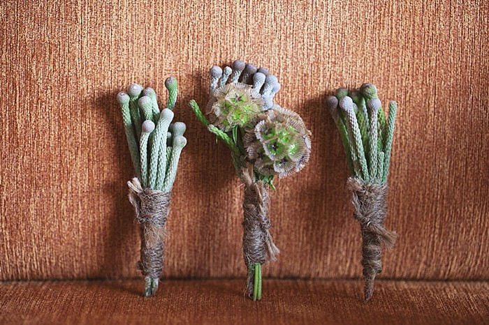 rustic Boutonnière | Pyramid Lake wedding | Jarusha Brown Photography
