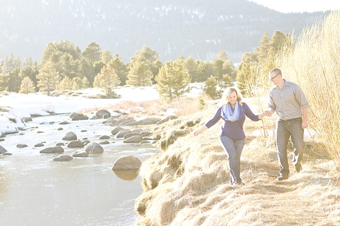 Lake Tahoe Engagement Session | Photography by Angie Capri