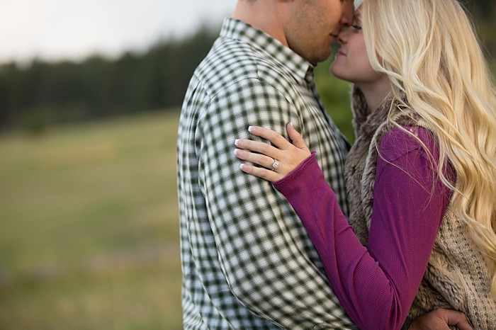 Colorado engagement | Jamie Beth Photography