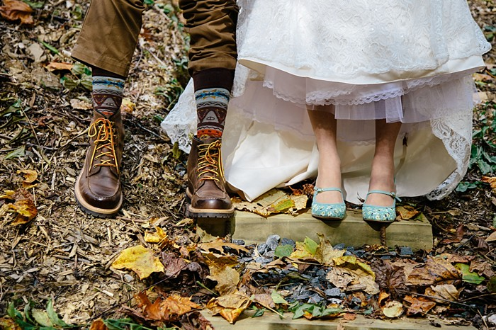 brides and grooms shoes | Photography by Fox Owl Studio