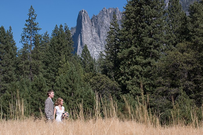Yosemite National Park Wedding | Ahwahnee Hotel | Bergreen Photography