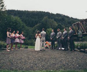 Outdoor Adventure Center Washington Wedding Tyler Ray