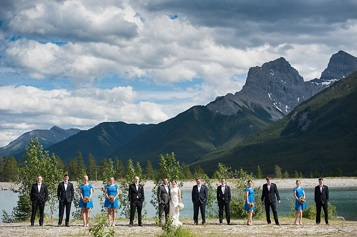 Canmore wedding | Jarusha Brown Photography