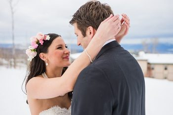 Colorado Winter Wedding | Carrie Johnson Photography