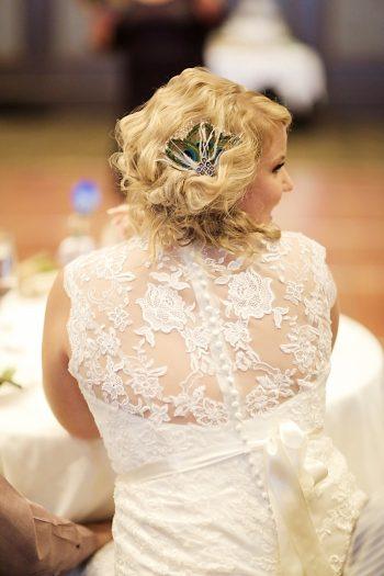 Stein Eriksen Lodge   Utah  Peacock themed wedding   Pepper Nix Photography