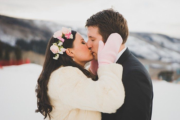 Colorado Winter Wedding | Carrie Johnson Photography