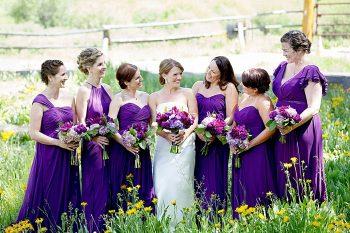Colorado destination wedding in Dillion   Design by Elizabeth Events   Photography by Dawn Sparks