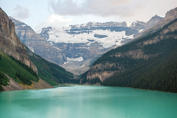 Moraine Lake Elopement | One Edition Photography | Lake-Louise