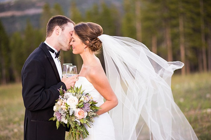 Breckenridge wedding at 10 Mile station |INphotography