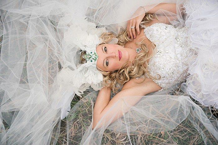 Mountain Bridal Fashion Shoot | James Moro-Photography