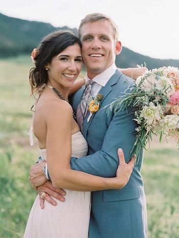 ceremony |  Boulder Colorado Wedding | Laura Murray