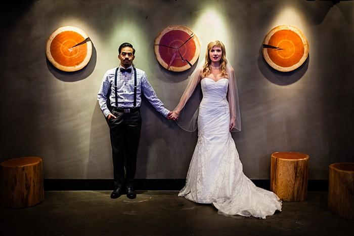 portraits | winter Revelstoke wedding | Christina Louise Photography