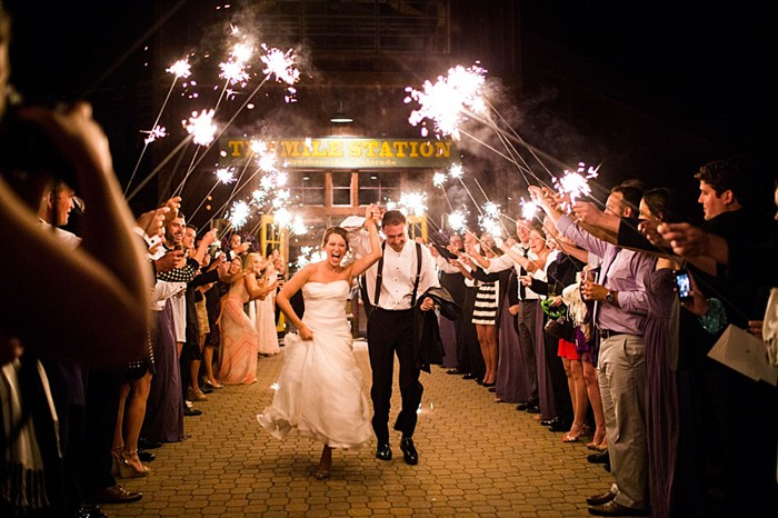 sparklers | Breckenridge wedding at 10 Mile station |INphotography