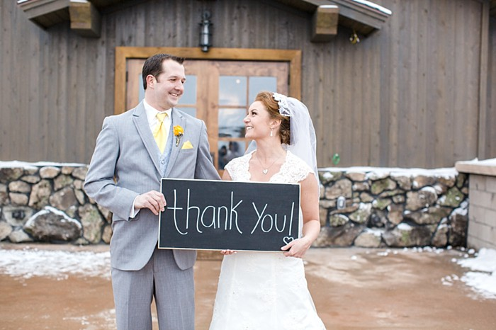 Devil's Thumb Ranch Winter Wedding | Photography by Robin Cain