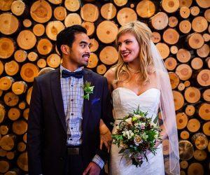 winter Revelstoke wedding   Christina Louise Photography
