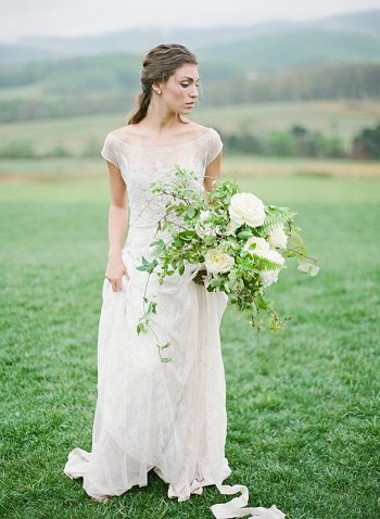 Pippin Hill Bridal Shoot | Jo Photo