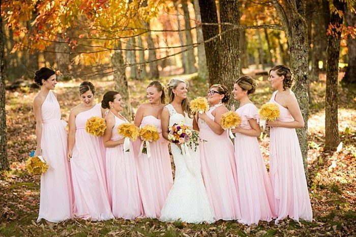 Fall | Trillium Clubhouse wedding | Love Shutter