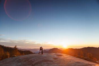 Getting married in Sequoia National Park | Beetle Rock 02