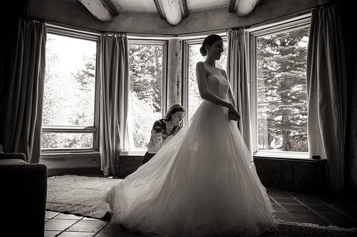 DIY Gelena Lodge Wedding | Ketchum Idaho | Dev Khalsa Photography