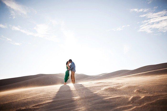 Breckenridge and Sand Dunes Engagement | Wendt Hill Nashville Wedding Photographers