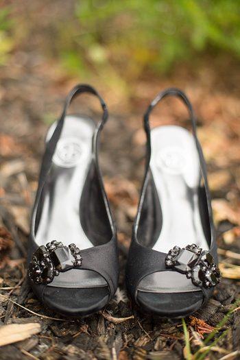 black wedding shoes | Silverthrone Colorado wedding | Sarah Roshan Photographer